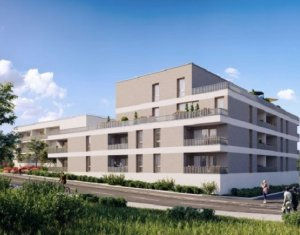 Achat / Vente appartement neuf Bassens centre-ville proche commerces (33530) - Réf. 2494