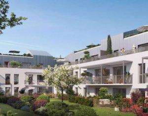 Achat / Vente appartement neuf Bègles à proximité du stade Duhourquet (33130) - Réf. 3836