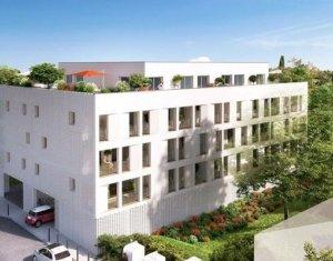 Achat / Vente appartement neuf Bègles au cœur d'un éco-quartier (33130) - Réf. 564