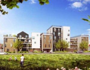 Achat / Vente appartement neuf Bègles face au Parc de Mussonville (33130) - Réf. 1222
