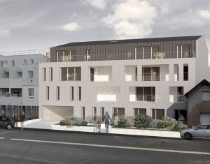 Achat / Vente appartement neuf Bègles proche Hôpital Robert Picqué (33130) - Réf. 911