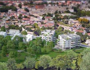 Achat / Vente appartement neuf Bègles proche parc Mussonville (33130) - Réf. 3740
