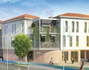 Achat / Vente appartement neuf Biganos quartier Facture (33380) - Réf. 3602
