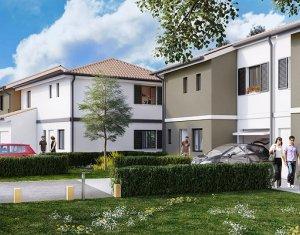Achat / Vente appartement neuf Blanquefort proche parc Majolan (33290) - Réf. 529