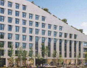 Achat / Vente appartement neuf Bordeaux au coeur du campus universitaire de la Bastide (33000) - Réf. 3868