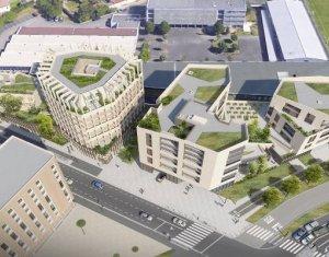 Achat / Vente appartement neuf Bordeaux au cœur du quartier Euratlantique (33000) - Réf. 4335