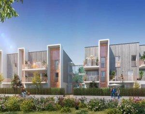 Achat / Vente appartement neuf Bordeaux Caudéran 12min à pied du Parc Bordelais (33000) - Réf. 5627