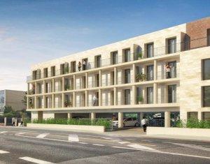 Achat / Vente appartement neuf Bordeaux Caudéran proche école des Pins Francs (33000) - Réf. 5212