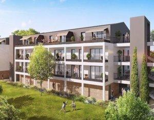 Achat / Vente appartement neuf Bordeaux Caudéran - quartier Stéhélin (33000) - Réf. 3042