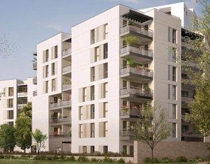 Achat / Vente appartement neuf Bordeaux nord Chartrons (33000) - Réf. 3406