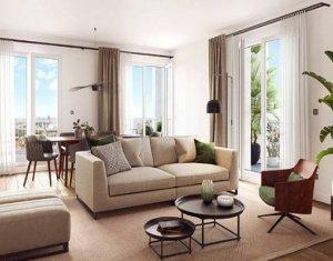 Achat / Vente appartement neuf Bordeaux nouveau quartier Saint-Germain (33000) - Réf. 4467
