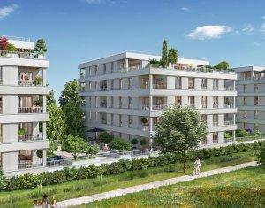 Achat / Vente appartement neuf Bordeaux proche du centre-ville (33000) - Réf. 3433