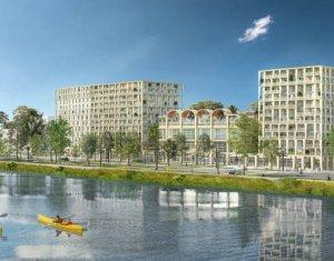 Achat / Vente appartement neuf Bordeaux proche Euratlantique (33000) - Réf. 5995