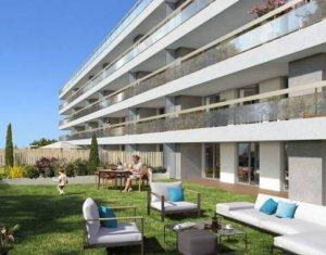 Achat / Vente appartement neuf Bordeaux proche place Ferdinand Buisson (33000) - Réf. 3307