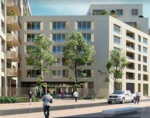 Achat / Vente appartement neuf Bordeaux proche place Fernand Buisson (33000) - Réf. 3903