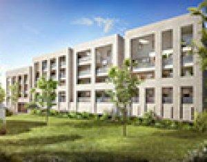 Achat / Vente appartement neuf Bordeaux proche place Saint-Martial (33000) - Réf. 3092