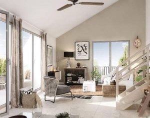 Achat / Vente appartement neuf Bordeaux quartier Bastide Niel (33000) - Réf. 4804