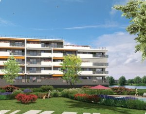 Achat / Vente appartement neuf Bruges au bord du lac du Tastat (33520) - Réf. 2601