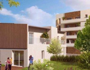Achat / Vente appartement neuf Bruges proche tramway et hippodrome (33520) - Réf. 2387