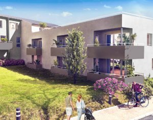 Achat / Vente appartement neuf Carbon Blanc à 500m du centre ville (33560) - Réf. 5577