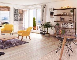 Achat / Vente appartement neuf Carbon-Blanc au coeur d'un écrin de verdure (33560) - Réf. 5885