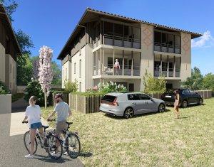 Achat / Vente appartement neuf Carcans à 30min de Lège-Cap-Ferret (33121) - Réf. 6283