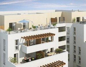 Achat / Vente appartement neuf Cenon à 5 minutes du Parc Palmer (33150) - Réf. 2829