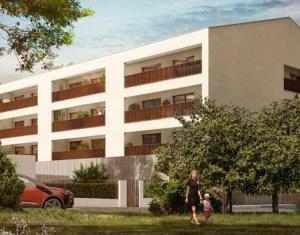 Achat / Vente appartement neuf Cenon proche parc Frédéric Mistral (33150) - Réf. 2436