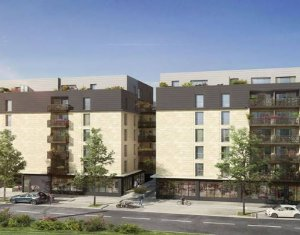 Achat / Vente appartement neuf Cenon proche tramway ligne A (33150) - Réf. 3122