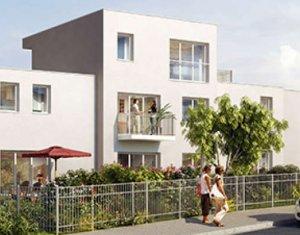 Achat / Vente appartement neuf Eysines aux portes du Médoc (33320) - Réf. 447