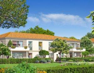 Achat / Vente appartement neuf Fargues-Saint-Hilaire centre-ville (33370) - Réf. 24