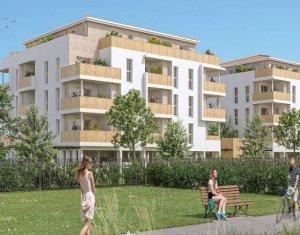 Achat / Vente appartement neuf Floirac proche du Parc des Etangs (33270) - Réf. 5507