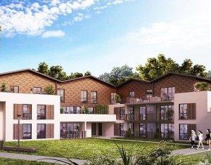 Achat / Vente appartement neuf Gradignan au cœur du parc Saint Albe (33170) - Réf. 1606
