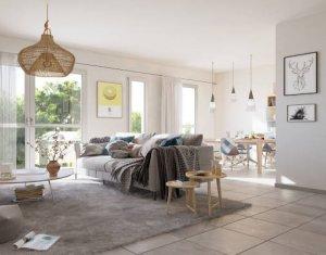 Achat / Vente appartement neuf La Teste de Buch, à 15 min à pied du centre ville (33260) - Réf. 5810