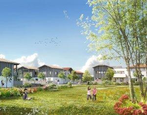 Achat / Vente appartement neuf La Teste-de-Buch à 2 kilomètres du centre-ville (33260) - Réf. 3505
