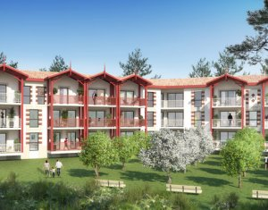 Achat / Vente appartement neuf La-Teste-de-Buch à 3 minutes du bus (33260) - Réf. 4184