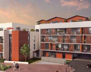 Achat / Vente appartement neuf La Teste-de-Buch en coeur de ville (33260) - Réf. 4216