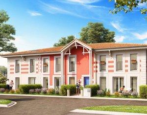 Achat / Vente appartement neuf Lanton en bordure de la piste cyclable (33138) - Réf. 536