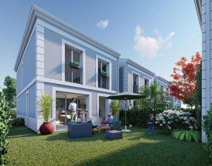 Achat / Vente appartement neuf Le Bouscat à proximité de l'Hôpital Suburbain (33110) - Réf. 2789