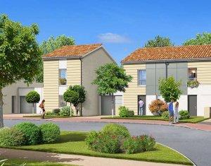 Achat / Vente appartement neuf Le Haillan proche Bordeaux (33185) - Réf. 2053