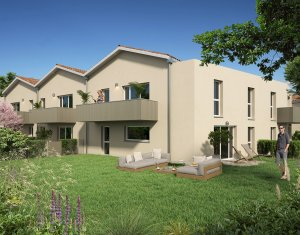 Achat / Vente appartement neuf Le Taillan Médoc secteur pavillonnaire (33320) - Réf. 6301