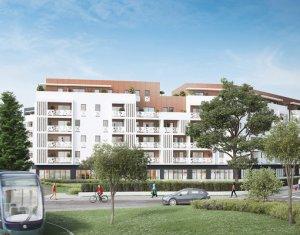 Achat / Vente appartement neuf Lormont à 1 minute du Tramway (33310) - Réf. 3952
