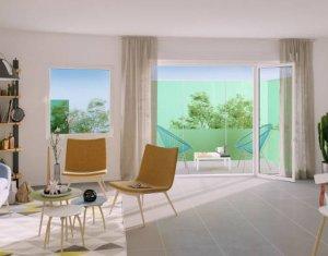 Achat / Vente appartement neuf Lormont à 2 kilomètres du centre (33310) - Réf. 3503