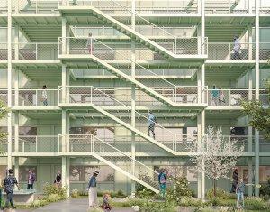 Achat / Vente appartement neuf Lormont à proximité du parc de l'Ermitage (33310) - Réf. 6312