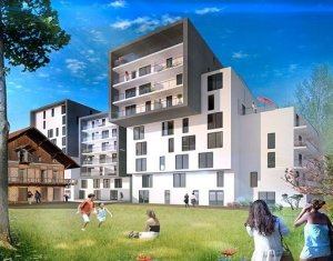 Achat / Vente appartement neuf Lormont proche tramway A (33310) - Réf. 1337