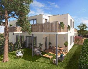 Achat / Vente appartement neuf Mérignac, à 350m station Tram Hôtel de Ville (33700) - Réf. 5225