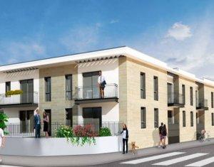 Achat / Vente appartement neuf Mérignac au cœur du quartier Saint-Augustin (33700) - Réf. 4564