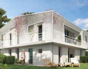 Achat / Vente appartement neuf Mérignac proche arrêt de tram Frères Robinson (33700) - Réf. 2790