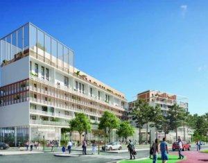 Achat / Vente appartement neuf Mérignac proche futur tramway (33700) - Réf. 3033
