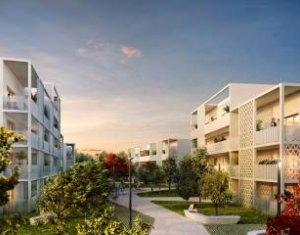Achat / Vente appartement neuf Mérignac proche parc de Bourran (33700) - Réf. 3018